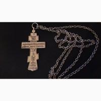 Продам Николаевский наперсный иерейский крест + цепь