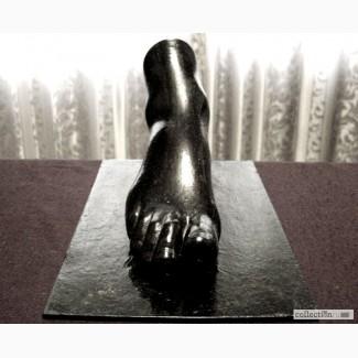 Раритет. Кусинское литье.«СТОПА БАЛЕРИНЫ 19 века
