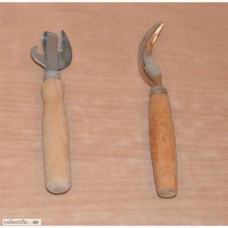 Продам нож консервный и овощечистку СССР