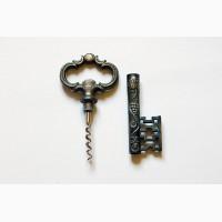 Ключ-штопор винаж Германия
