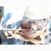 Модель корабля Чёрная жемчужина из к/ф Пираты карибского моря