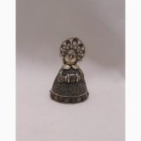 Продается Серебряный колокольчик Забава