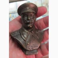 Бронзовый бюст Сталин, настольный