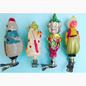 Ёлочные игрушки
