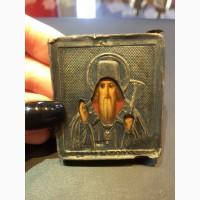 Икона миниатюра Св. Питирим Епископ