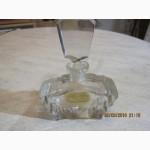 Парфюмерный набор стекло ГДР
