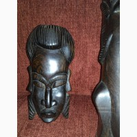 Продам Комплект африканских масок 1968 год
