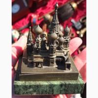 Настольное украшение Покровский собор, бронза, СССР