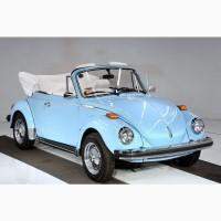1979 Volkswager Beetle ( жук - новая )
