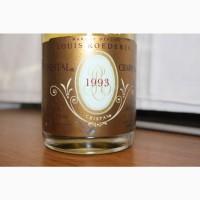 Коллекционное французское шампанское Луи Родерер 1993год Кристалл