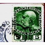 Редкая открытка. Типажи. Венгерская девушка, 1916 год