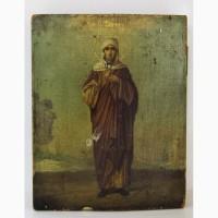 Продается Икона Святая Тавифа Иоппийская . XIX век