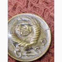 Эксклюзивный брак на монете 2 коп 1949 года