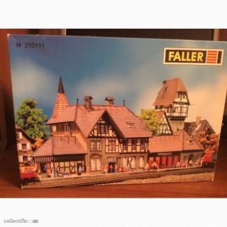 Макет faller 212111 (2111) Вокзал Schwarzburg