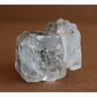 Флюорит: сросток кристаллов