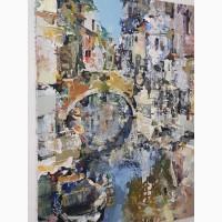 Продам картину Венецианский мотив Валерия Белякова