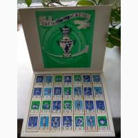 Набор спичечных коробков Советский фарфор. Гжель