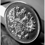Редкая, серебряная монета 10 копеек 1914 год
