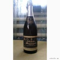 Продам советское шампанское 1975 года