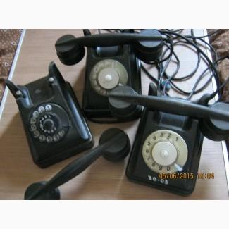 Телефоны 40-50-х годов