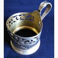 Продается Серебряный подстаканник Северная Чернь. 1956 - 1970 гг