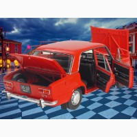Легенда советского автопрома, ВАЗ-2101 «Жигули»