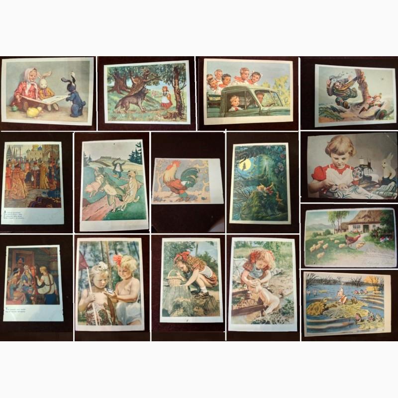 Коллекции открыток 15