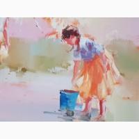 Продам картину Девочки Руслана Смородинова