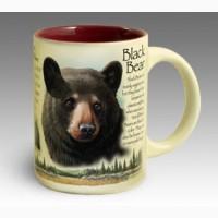 Кружка керамическая Black Bear American Expedition