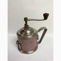 Ручная кофемолка СССР (металл) 15, 5 см