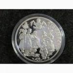 Украина 10 гривен 2005 год. Покров/Покрова. Серебро. Proof/Пруф
