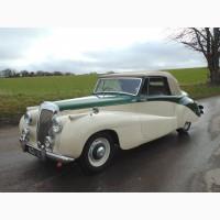 1951 Daimler DB18 Barker Special Sport