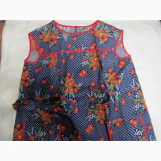 Винтажное детское платье, СССР, размер 40