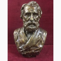 Скульптура Бюст И.С.Тургенева шпиатр