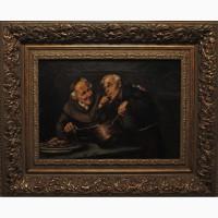 Продается Картина Дегустация. Eduard von Grützner (1846-1925 гг.)