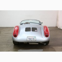 1955 Porsche 550 Spider by Beck