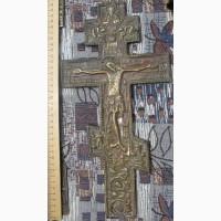 Крест-распятие напрестольный, большой