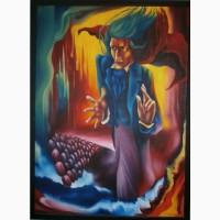 Продам картины художника Сергея Максимова. Картины с 1987 по 2011 гг
