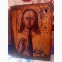 Продам старинную икону Николай Угодник