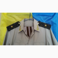 Форма генерал-майор мчс (мнс) украина. центральный аппарат. комплект. не ношенная. летняя