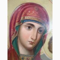 Икона Казанская, большая, 19 век