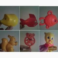 Винтажные советские детские игрушки в Кургане
