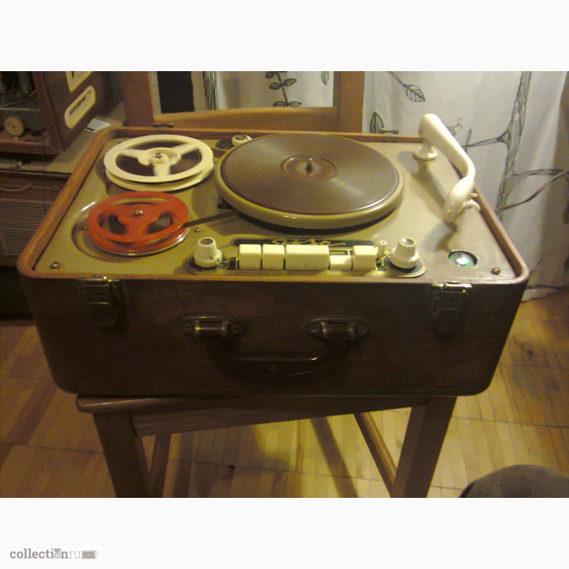 Фото 3. Куплю старые радиолы радиоприёмники магнитофоны телевизор 40-90годов