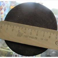 Ваза настольная декоративная, железное дерево, Африка