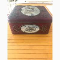 Коробка из под конфет «Т-во Эийнэм.К 100-летию Бородино»