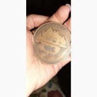 Продам медаль зимних олимпийских игр