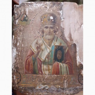 Продам старинную икону