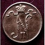 Редкая, медная монета 1 пенни 1915 год