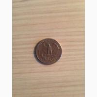 1/4 доллара ( quarter dollar ) 1984 год