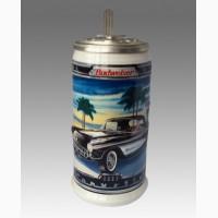 Пивная керамическая кружка Budweiser Classic Car